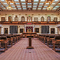 House Of Representatives - Texas State Capitol by Mountain Dreams