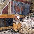 House Of The Silver Wedding, Damaged by Luigi Bazzani