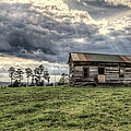 House On A Hill by Larry Braun