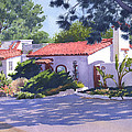 House On Crest Del Mar by Mary Helmreich