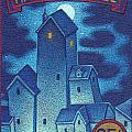 House On Haunted Hill by Thomas Sciacca