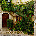 House Saint Paul De Vence France Dsc02353  by Greg Kluempers