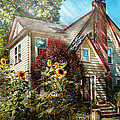 House - Westfield Nj - The Summer Retreat  by Mike Savad