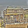 Houseboat 2 by SC Heffner