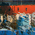 Houseboat Reflections 3
