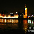 Houses Of Parliament - London by Doc Braham