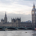 Houses Of Parliament by Leah Palmer