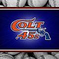 Houston Colt 45's by Joe Hamilton