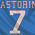 Houston Oilers Dan Pastorini by Joe Hamilton