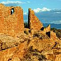 Hovenweep Castle Ruins by Ghostwinds Photography