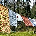 How To Dry An American Quilt by RC DeWinter