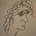 Howard Stern by Peter Virgancz