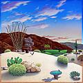 Howards Landscape by Snake Jagger