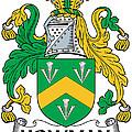 Howman Coat Of Arms Irish by Heraldry