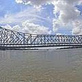 Howrah Bridge by Bhaswaran Bhattacharya