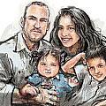 Hoy Family by Mister Duke