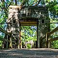 Hoyt Park Bridge by Randy Scherkenbach
