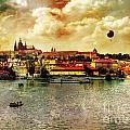 Hradczany - Prague by Justyna JBJart