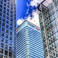 Hsbc Tower London by David Pyatt