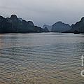 Hu Long Bay   #0705 by J L Woody Wooden
