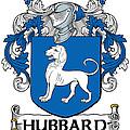 Hubbard Coat Of Arms Cork Ireland by Heraldry