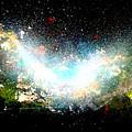 Hubble Birth Of A Galaxy by Katy Hawk