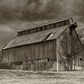 Huber Ferry Barn Osage County Mo Dsc00720 by Greg Kluempers
