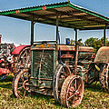Huber Tractor by Guy Whiteley