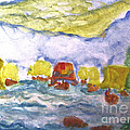 Hudson Bay Fir Trappers by Stanley Morganstein