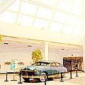 Hudson Car Under Skylight by Design Turnpike