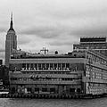 Hudson River Marine Aviation Pier 57 New York City by Joe Fox