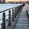 Hudson River Park by JC Findley