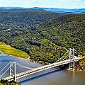 Bear Mountain Bridge by Art Dingo