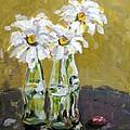 Hue Of A Daisy by Susan Elizabeth Jones