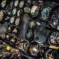 Huey Instrument Panel 2 by David Morefield