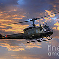 Huey - Vietnam Workhorse by J Biggadike