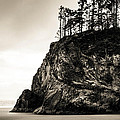 Hug Point Oregon No. 1 by Paul Haist