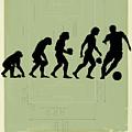 Human Evolution by Smetek