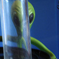 Aliens Stink At Hide And Go Seek by Del Gaizo