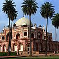 Humayun's Tomb India by Aidan Moran
