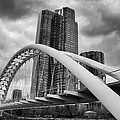 Humber River Arch Bridge 1392 by Guy Whiteley