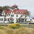 Humboldt Bay Coast Guard Station by Douglas Miller