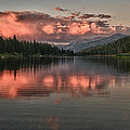 Hume Lake Sunset by Terry Garvin