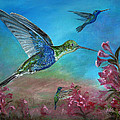 Hummers For A Friend by Karen Copley