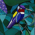 Hummingbird Hamlet by Barbara St Jean