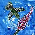 Hummingbird II by Lovejoy