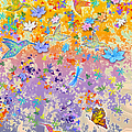 Hummingbird Spring by Teresa Ascone
