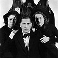 Humphrey Bogart In The Black Legion 1937 by Mountain Dreams