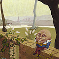 Humpty Dumpty by Suzette Broad