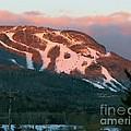 Hunter Mountain Morning by Donna Cavanaugh
